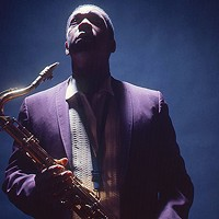 John Coltrane, from <i>Chasing Trane</i>