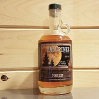 Tall Pines Distillery Pine Sap Moonshine