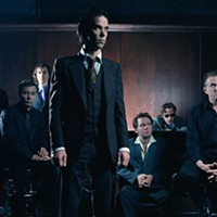 "Nick Cave, the ""deranged preacher,"" comes to Pittsburgh's Carnegie Music Hall on Thursday"