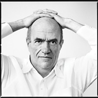 Five Questions with Colm Tóibín