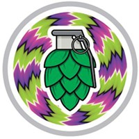 Hazedelic Juice Grenade New England Style IPA, Grist House Craft Brewery