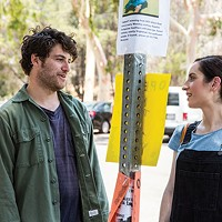 Not quite in tune: Adam Pally and Zoe Lister-Jones