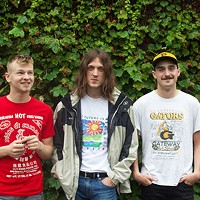 Honey: Evan Meindl, Joe Praksti and Pat O'Toole