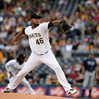 Highlights from Wednesday night's Pittsburgh Pirates win over the Tampa Bay Rays