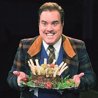<i>One Man, Two Guvnors </i>at the Little Lake Theatre