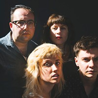 Critics' Picks: Priests at Mr. Smalls