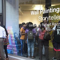<i>Wall Paintings: Storytellers</i>