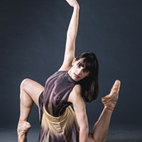 Alexandra Tiso of Texture Contemporary Ballet
