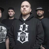 Warped Tour 2017 Q&A: Hatebreed