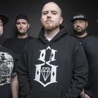 Warped Tour 2017 Q&A: Hatebreed