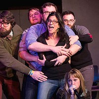 Improv troupe North Coast