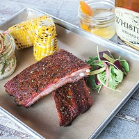 "Wheelfish, in the North Hills, promises ""blues, bourbon and BBQ"""