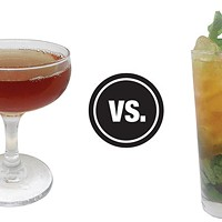 <i>Pittsburgh City Paper</i> Booze Battles: Smallman Galley vs. Butcher and the Rye