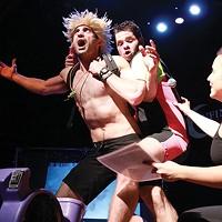 Point Break Live, Nov. 11 at Unplanned Comedy