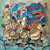 """Kitty Riot,"" by Seth Storck"