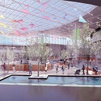 Plans for the Pittsburgh International Airport renovation leave a lot to be desired