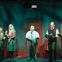 <i>Vintage Hitchcock</i> at South Park Theatre