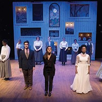 <i>Our Town</i> at Pitt Stages