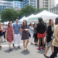Market Square Farmers Market, winner of Best Farmers Market