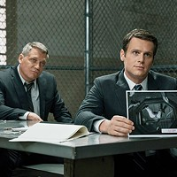 Holt McCallany and Jonathan Groff