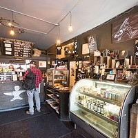 Black Forge Coffee House, winner of Best Coffeehouse
