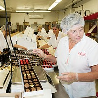 Behind the scenes at Sarris Candies, winner of Best Candy Store