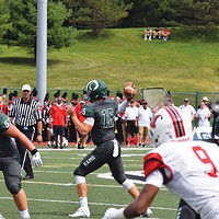 Pine-Richland's Phil Jurkovec is the most dominating football player in the Pittsburgh region and maybe the entire state