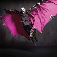 Cooper Verona in <i>Dracula</i>, at Pittsburgh Ballet Theatre