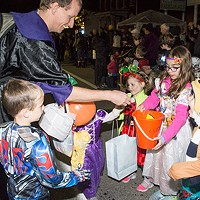 Bloomfield gets into the Halloween spirit with 49th annual parade