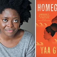 A visit by <i>Homegoing</i> author Yaa Gyasi