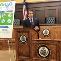 Pa. Auditor-General Eugene DePasquale report finds Pittsburgh Zoo and others receive free water from struggling PWSA