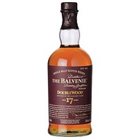 The Balvenie 17-Year-Old DoubleWood Single Malt Scotch