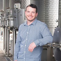 Head winemaker Pete Soergel