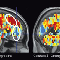 A new study from Pitt and CMU finds that suicidal thoughts may be identifiable using fMRI
