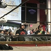Local musician is a voice of FEST Wrestling in Gainesville, Florida