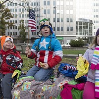 Pittsburgh celebrates Veterans Day with annual parade