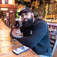 Mike Potter, founder of Black Brew Culture