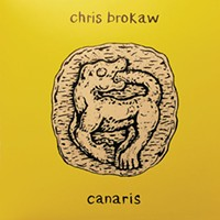 Chris Brokaw celebrates vinyl release at Black Forge Coffee on Dec. 9