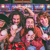 Critics' Pick: Pigeons Playing Ping Pong at Smalls