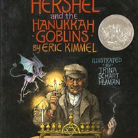 An interview with Eric Kimmel, author of <i>Hershel and the Hanukkah Goblins</i>