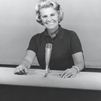 Rose Marie, during her<i> Hollywood Squares</i> days