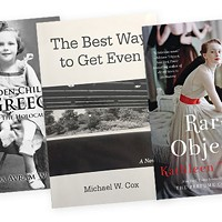 Short takes on three recent books by local authors
