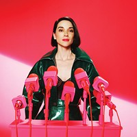 St. Vincent performs at Stage AE Tue., Jan. 9