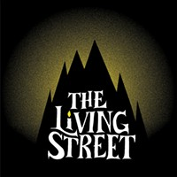 New Local Release: The Living Street's self-titled debut