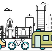 New Commutes: Analyzing the changing ways Pittsburghers get to work