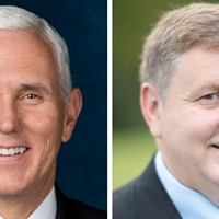 Bethel Park fundraiser with VP Mike Pence and U.S. Rep. candidate Rick Saccone will displace a lunch for seniors