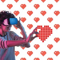 Dating in virtual reality is here, and it could enrich the online-dating scene.