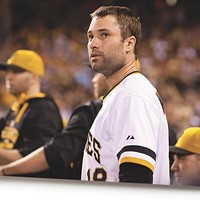 Neil Walker in his Pirates uniform