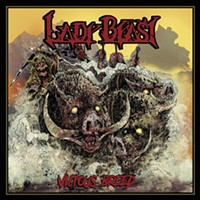 New Local Release: Lady Beast's <i>Vicious Breed</i>