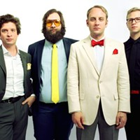 Critics' Pick: Deer Tick at Mr. Smalls